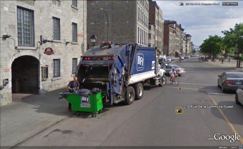 STREET VIEW : Les camions-poubelles, sujet glamour ! Camion11