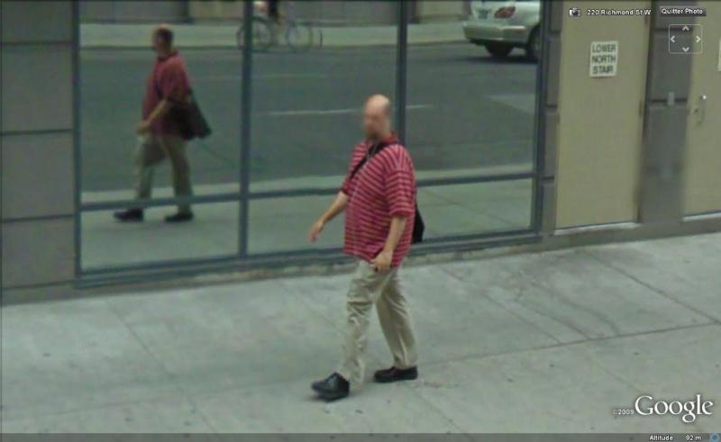 STREET VIEW : j'ai trouvé Charlie ! Charli15