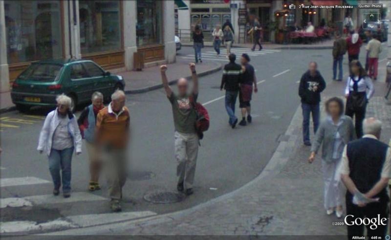 STREET VIEW : un coucou à la Google car  - Page 2 Coucou12