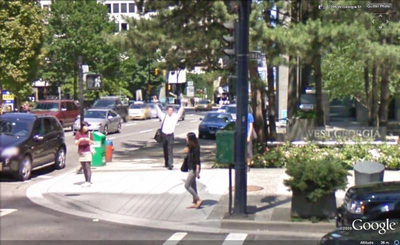STREET VIEW : un coucou à la Google car  - Page 2 Coucou13