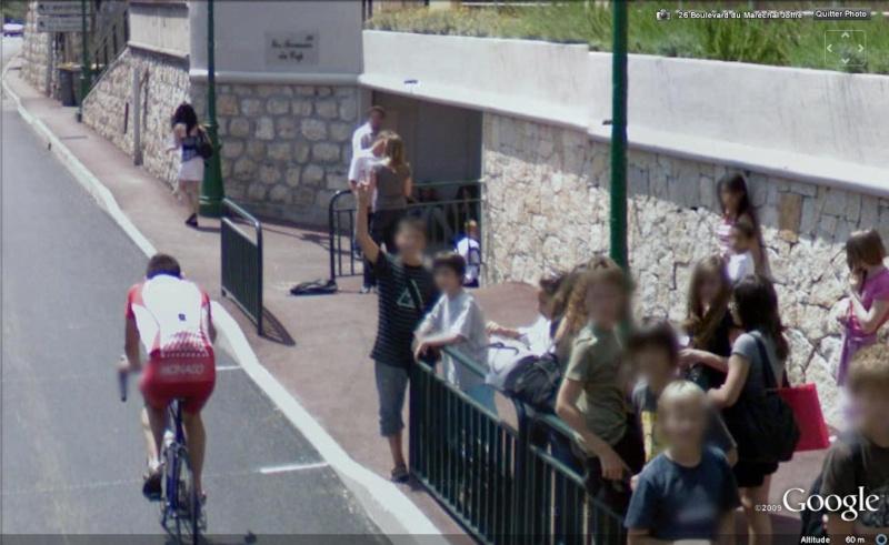 STREET VIEW : un coucou à la Google car  - Page 3 Coucou15