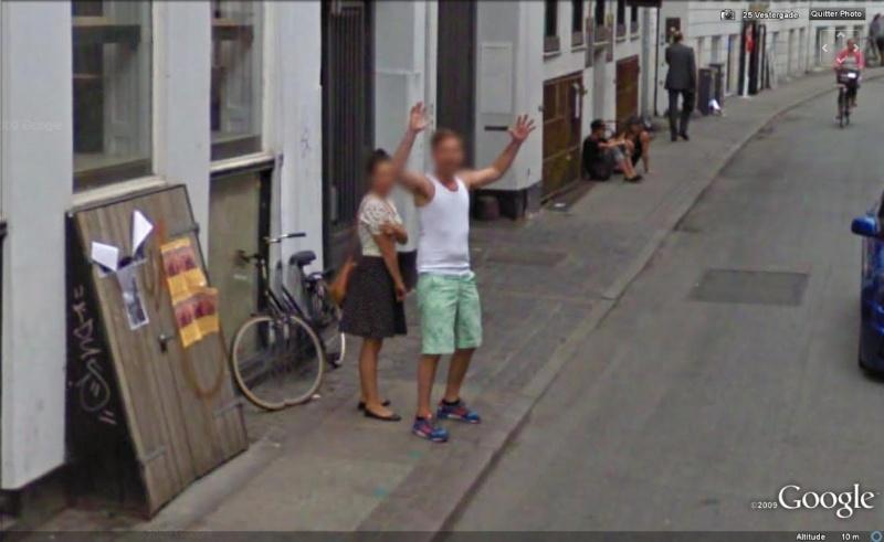 STREET VIEW : un coucou à la Google car  - Page 6 Coucou29
