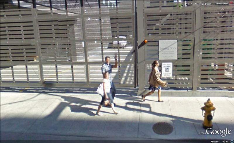 STREET VIEW : un coucou à la Google car  - Page 6 Coucou31