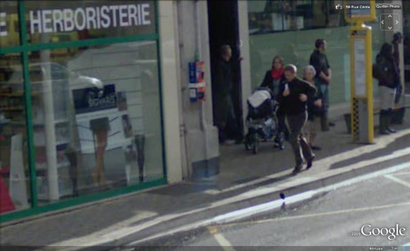 STREETVIEW : ça s'appelle avoir la courante, Reims, France Couran10