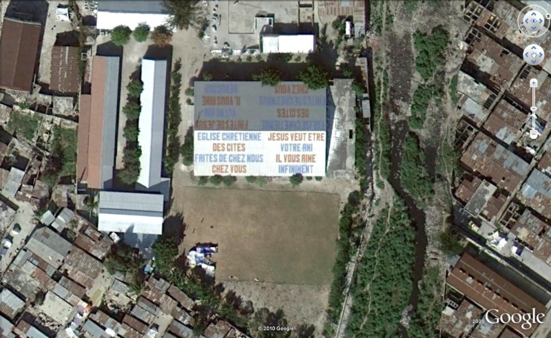 Eglise chrétienne des cités, Port au Prince - Haïti Eglise10