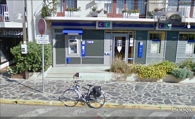 STREET VIEW : l'art de se garer... Fonds10