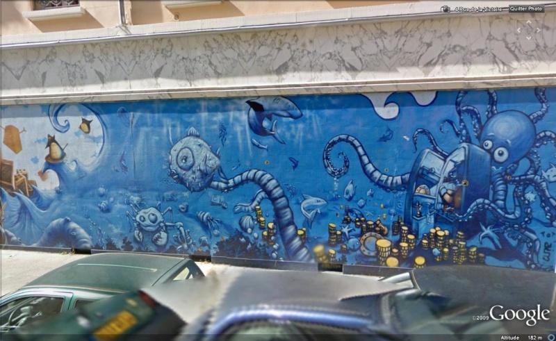 STREET VIEW : les fresques murales en France - Page 5 Fresqu10