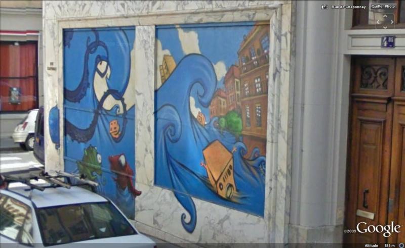 STREET VIEW : les fresques murales en France - Page 5 Fresqu11