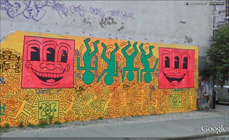 STREET VIEW : les fresques murales - MONDE (hors France) - Page 3 Fresqu15
