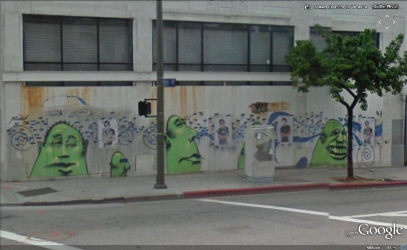 STREET VIEW : les fresques murales - MONDE (hors France) - Page 3 Fresqu16