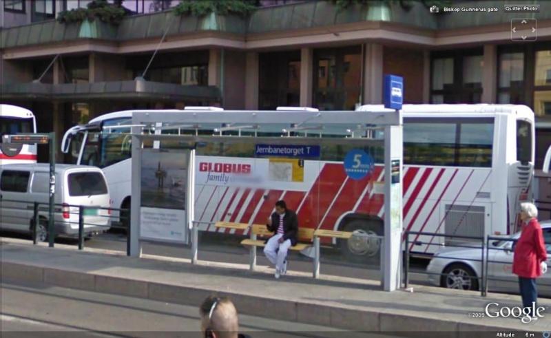 STREET VIEW : les autobus en tous genre Globus10