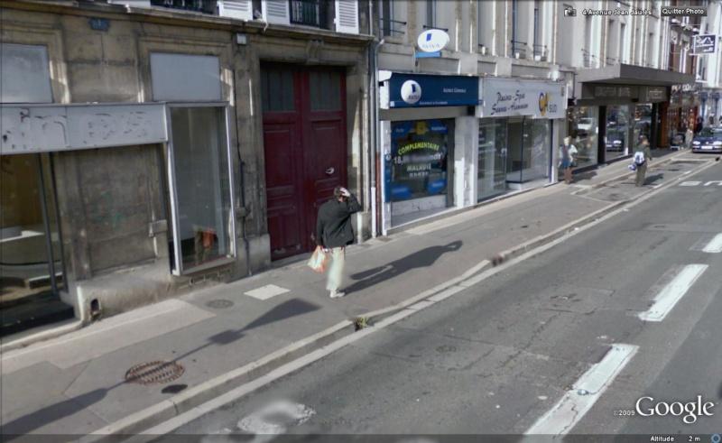 STREET VIEW : ça gratouille ou ça chatouille ? Gratte11