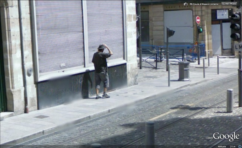 STREET VIEW : ça gratouille ou ça chatouille ? - Page 2 Gratte13