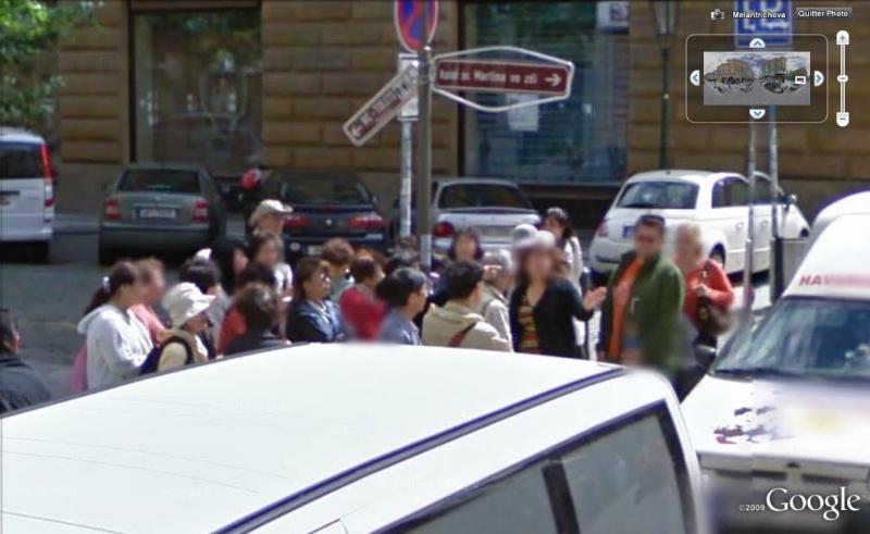 STREET VIEW : Vous avez l'heure ? Prague, Rep Tcheque Par_la10
