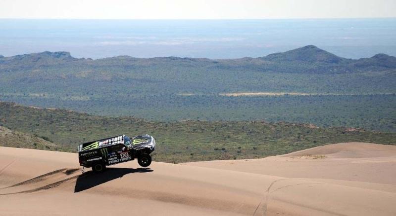 Les étapes du Dakar 2009 - Page 8 Parisd12