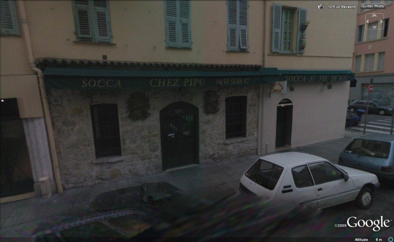 STREET VIEW : bistrots et  bars Pipo10