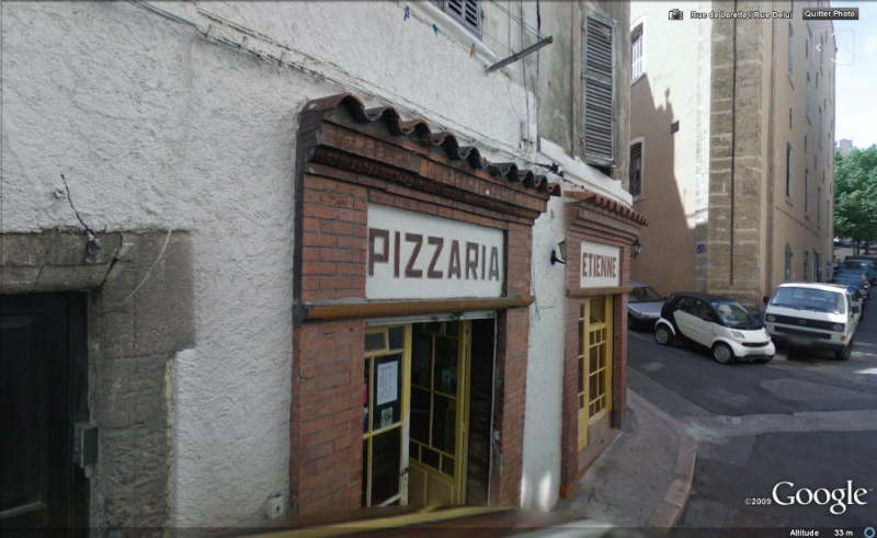 STREET VIEW : Pizzaria, Marseille, France, Europe Pizzar10