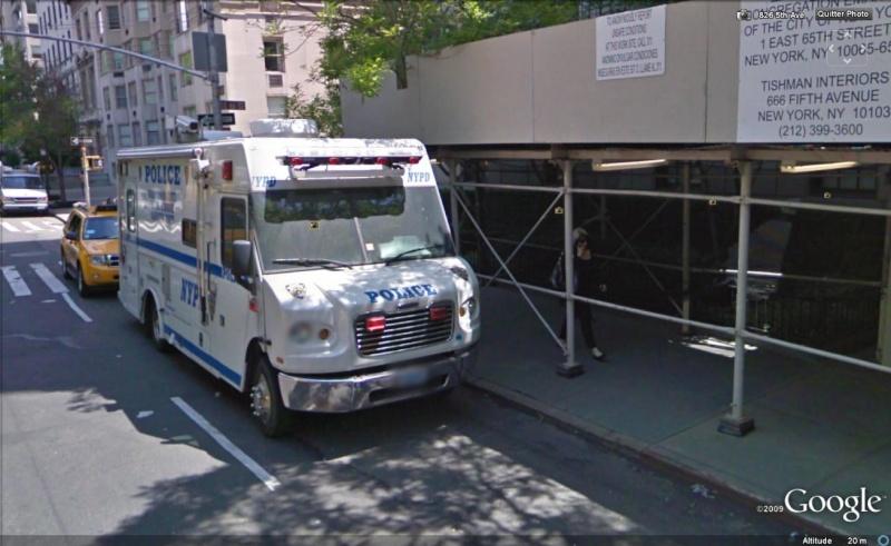 STREET VIEW : véhicules de police du monde - Page 3 Police16