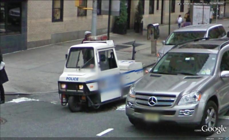 STREET VIEW : véhicules de police du monde - Page 3 Police17