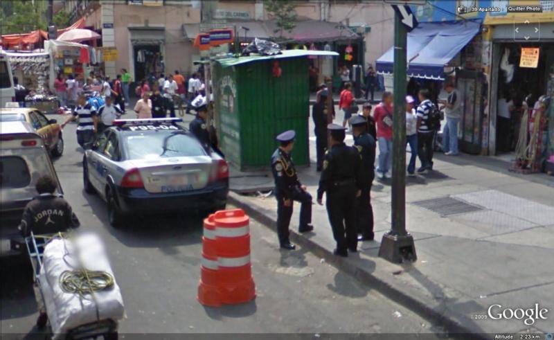 STREET VIEW : véhicules de police du monde - Page 4 Police18