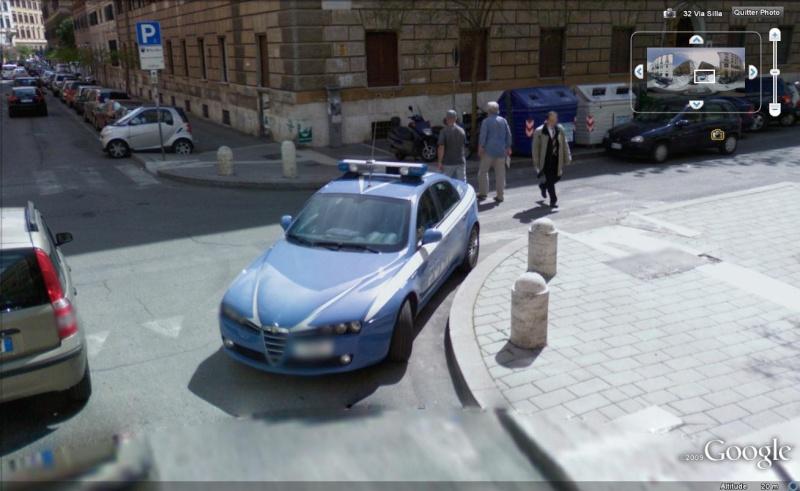 STREET VIEW : véhicules de police du monde - Page 4 Police23
