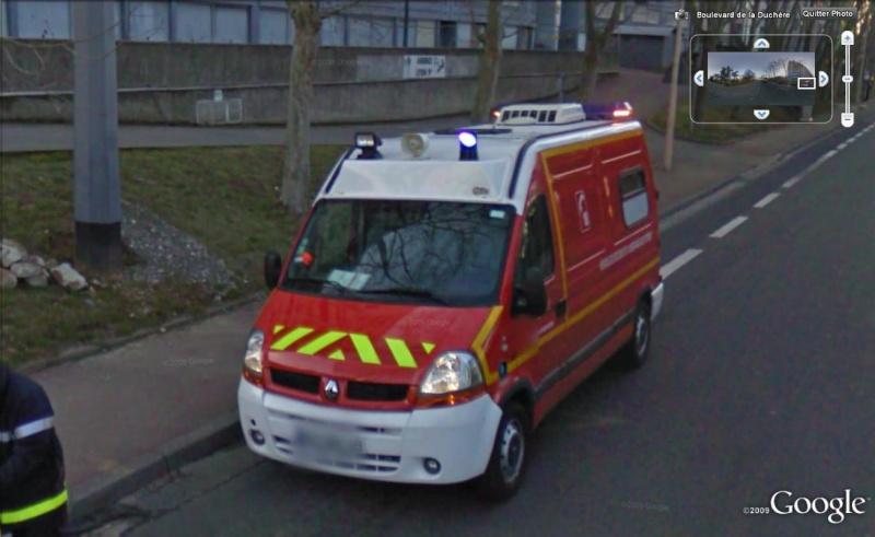 STREET VIEW : les camions de pompiers  - Page 2 Pompie16