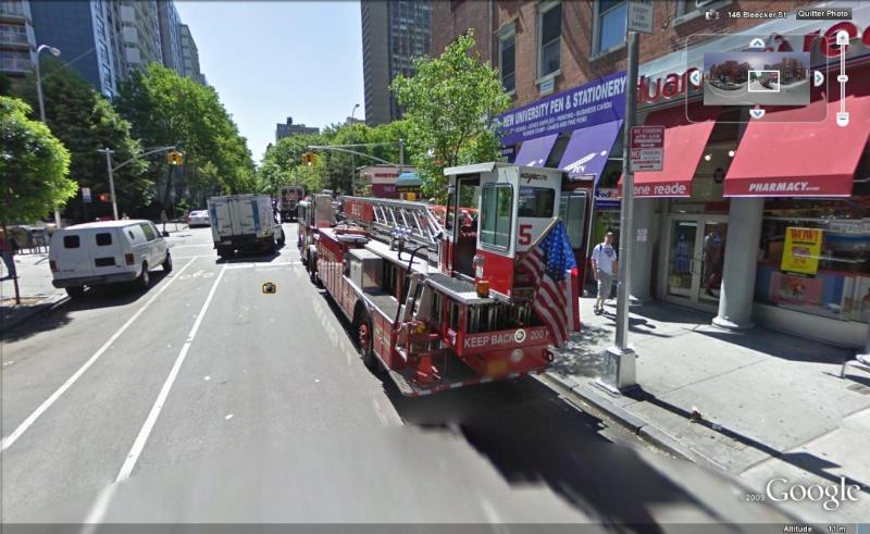 STREET VIEW : les camions de pompiers  - Page 2 Pompie17