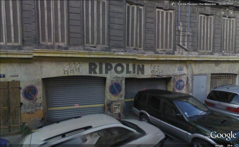 STREET VIEW : Vieilles publicités murales - Page 2 Ripoli10