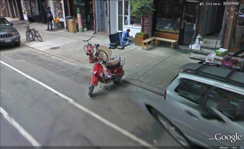 STREET VIEW : Les motos en tout genre ! - Page 2 Scoote11