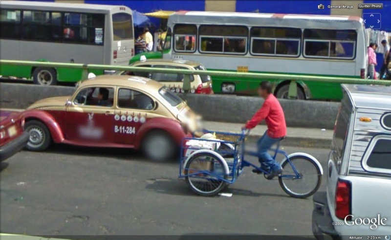 STREET VIEW : triporteurs et autres véhicules à pédales  Tripor11