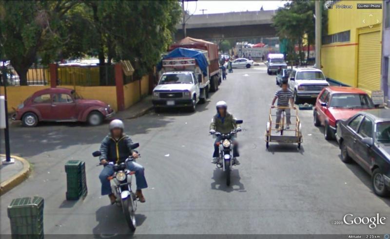 STREET VIEW : triporteurs et autres véhicules à pédales  - Page 2 Tripor12