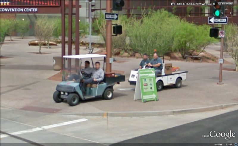 STREET VIEW : Mini camion; Phoenix, Arizona Voit10