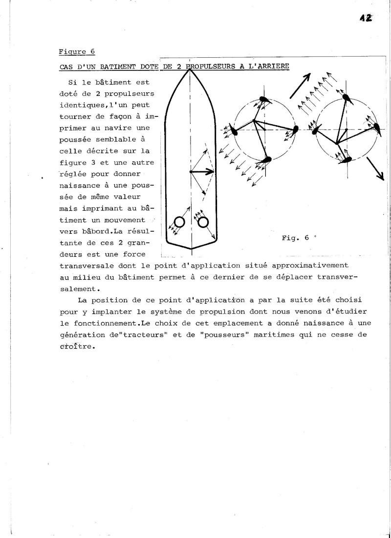 Propulseur cycloïdal -  Système Voight-Schneider  00610