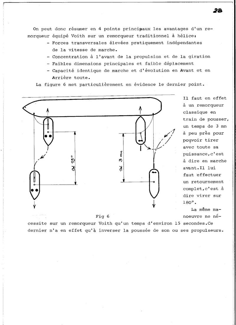 Propulseur cycloïdal -  Système Voight-Schneider  01511