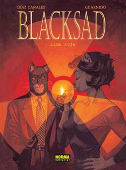 Blacksad 3: Alma roja Blacks15