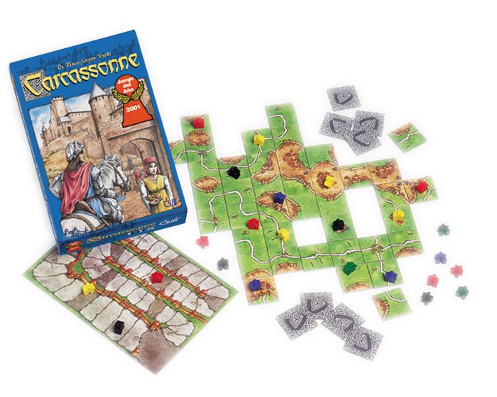 Carcassonne Carcas10