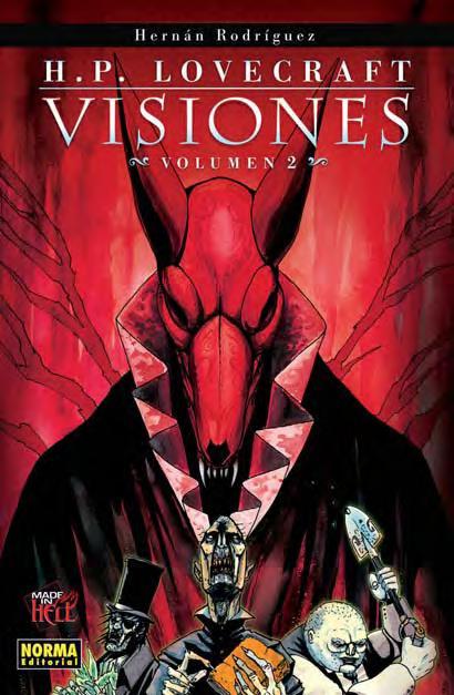 Lovecraft: Visiones Volumen 2 Vision12