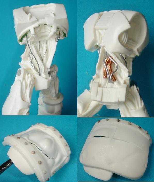 Warrior Robot (Judge Dredd) 217