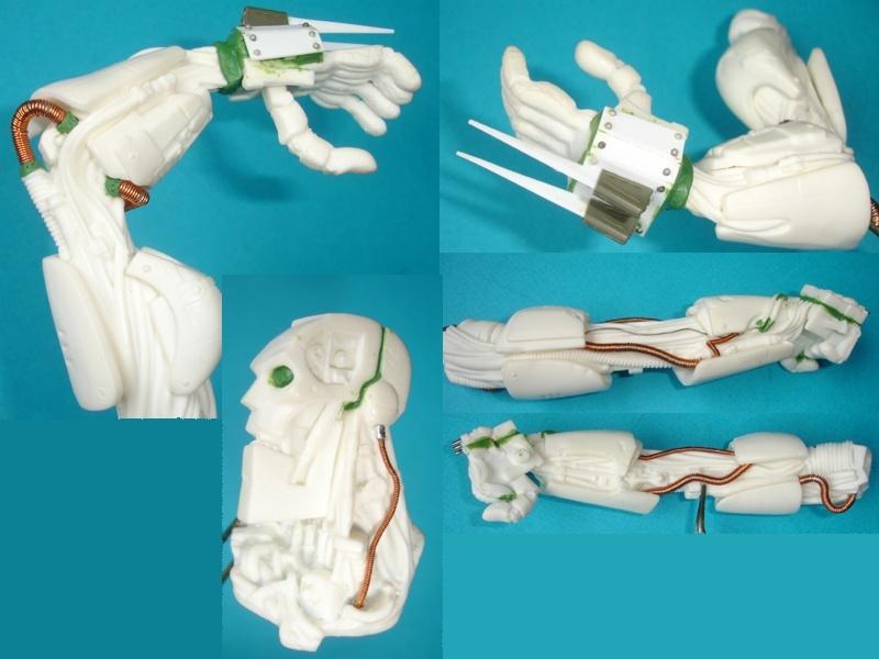 Warrior Robot (Judge Dredd) 317