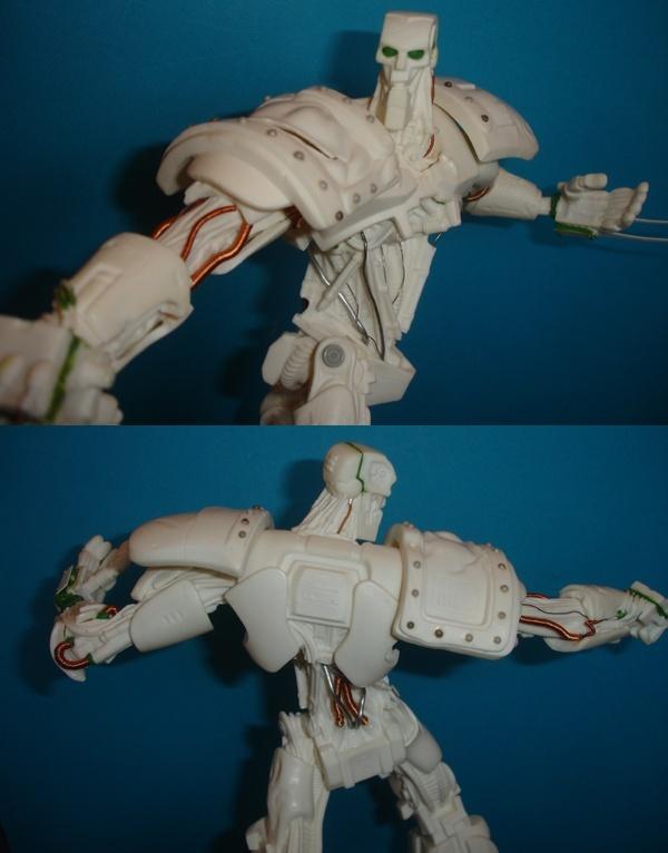 Warrior Robot (Judge Dredd) 415