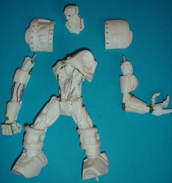 Warrior Robot (Judge Dredd) 514