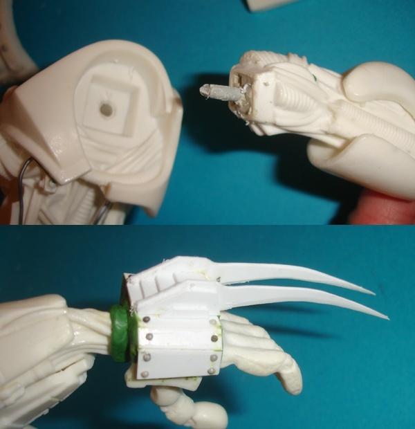 Warrior Robot (Judge Dredd) 614