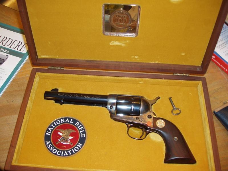 Colt SAA NRA Centennial Rebirth A2111