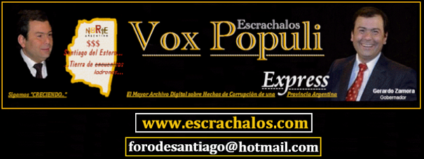 "WWW.ESCRACHALOS.COM - Foro de Discusión ""VOX PÓPULI"" (escrachalos) Logo15"