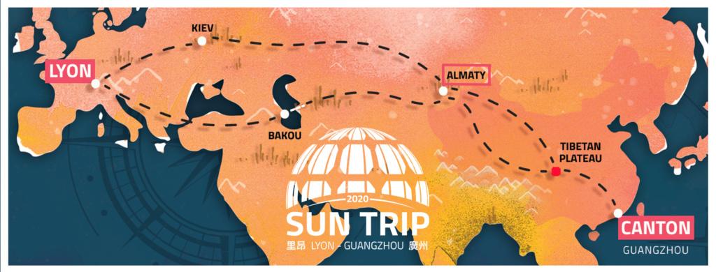 The Sun Trip forum
