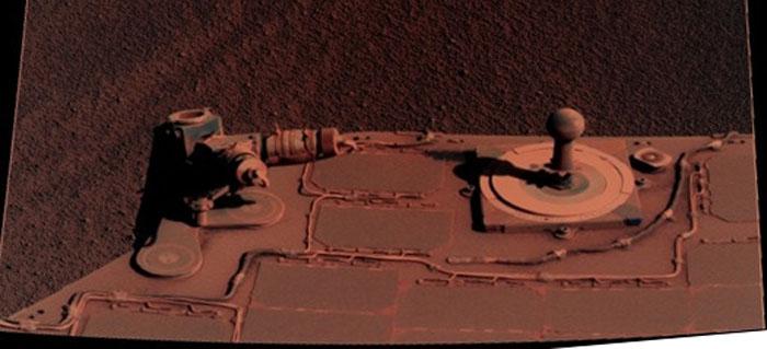 Opportunity va explorer le cratère Endeavour - Page 6 Pannea10