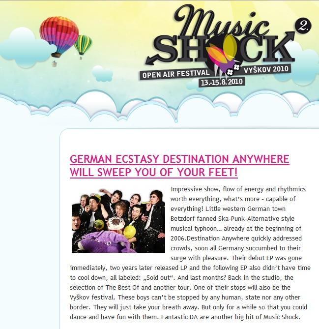 [Internet] Music Shock Festival (may 2010) Damusi10