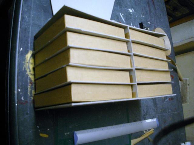 tuto pour une boite à tiroirs en cartonnage 1312