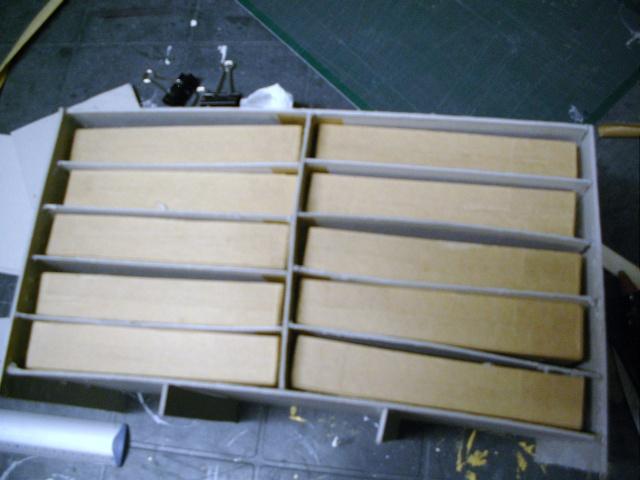 tuto pour une boite à tiroirs en cartonnage 1710