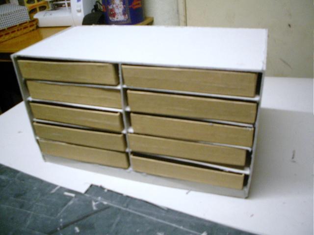 tuto pour une boite à tiroirs en cartonnage 2110